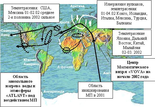 землетрясение и цунами в